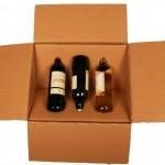 Carton bouteille