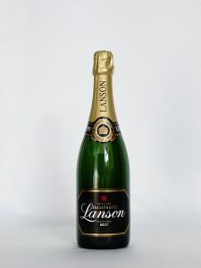 Bouteille de champagne 2